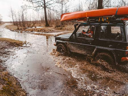 An In-Depth Guide to Off-Road Vehicle Accessories